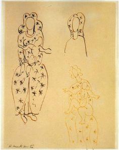 Vierge à l'Enfant by Henri Matisse