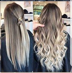 Daniella's hair