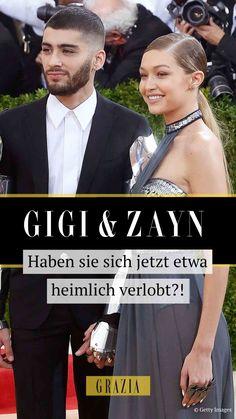 Im September wurden Gigi Hadid und Langzeitfreund Zayn Malik zum ersten Mal Eltern. Jetzt deutet alles darauf hin, dass sie in ihrer Beziehung den nächsten Schritt wagen und sich heimlich verlobt haben. Wir haben alle Informationen für euch… #grazia #grazia_magazin #gigi #zigi #zayn #zaynmalik #gigihadid #hadid #verlobt #verlobtestars #starnews