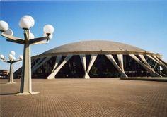 The Scope, Norfolk, VA by Pier Luigi Nervi