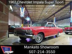 1962 Chevrolet Impala Super Sport For Sale Mankato, Minnesota Chevrolet Impala 1970, Chevy, Master Truck, Mankato Minnesota, Impala For Sale, Dog Playpen, Buy Classic Cars, Panel Truck