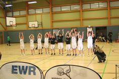 Basketball in Nieder-Olm.