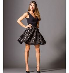 Midi Φόρεμα από Δαντέλα - Μαύρο Party Dress, Formal Dresses, Black, Fashion, Dresses For Formal, Moda, Black People, Fashion Styles, Fasion