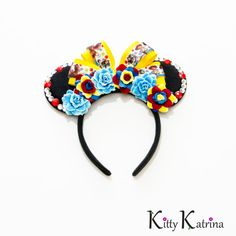 Toy Story Disney Ears Headband, Toy Story Mouse Ears, Toy Story Mickey Ears, Toy Story Birthday, Disney Bound, Disneyland, Disney World Disney Ears Headband, Ear Headbands, Jessie Toy Story, Toy Story 1995, Space Toys, Mickey Mouse Ears, Toy Story Birthday, Disneybound, Unique Jewelry