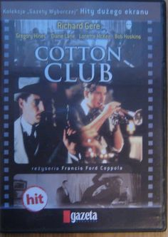 COTTON CLUB- FRANCIS FORD COPOLA