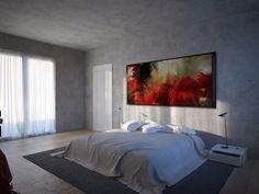 L. A. Confidential : Camera da letto minimalista di Memento