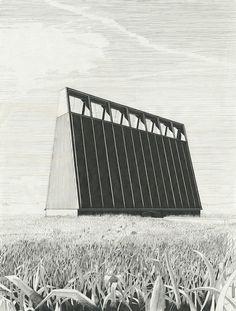 Denis Andernach, Houses for Landscapes