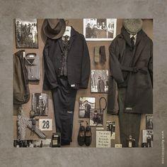 Kai D. Utility Visual Display, Kai, Military Jacket, How To Make, Design, Fashion, Moda, Military Field Jacket, La Mode