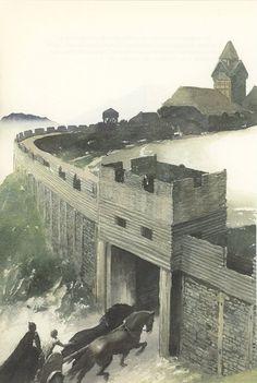 Alan Lee illustration