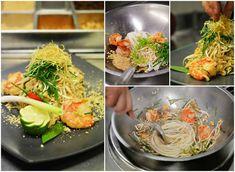 Thajské nudle Pad Thai podle Jiřího Štifta Japchae, Tofu, Ethnic Recipes, Asia
