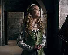 Aldona of Lithuania in ep. Medieval Fashion, Lithuania, The Crown, Renaissance, Tv Series, Period, Gifs, Castle, Costumes