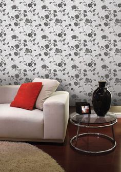 1000 images about empapelados de pared on pinterest flower wallpaper blanco y negro and - Papel de pared blanco y negro ...