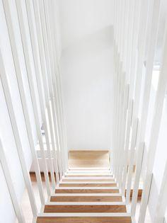 Escada flutuante - nós curtimos a idéia