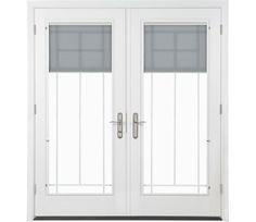 Designer Series Hinged Patio Door | Pella.com glass style with original picture wood coloring for Patio Door.