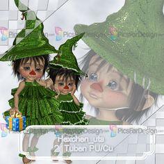 Kiki_Baum - Illustration store PicsForDesign.com. PSP tubes, PSD illustrations, Vector illustrations.
