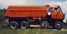 Tatra T815 8x8 S1 Train Truck, Road Train, Truck Camper, Heavy Equipment, Motor Car, Cars And Motorcycles, Jeep, Automobile, Trucks