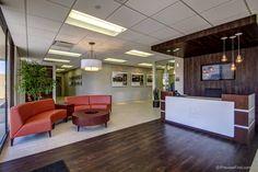 Lobby #office #lobby #interior design #sandiegoofficedesign