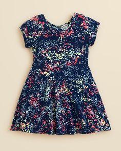 Splendid Girls' Directional Print Dress - Sizes 2-6X