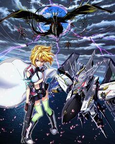 ::AniDB.net:: Anime - Cross Ange: Rondo of Angel and Dragon ::