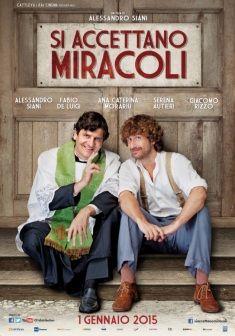 Si accettano miracoli, dal 1° gennaio al cinem,a.