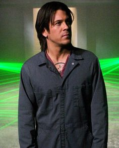 Christian Kane (Lindsey McDonald) -Screencap from Angel- Added by Eliot Spencer Christian Kane, Into The West, Beautiful Blue Eyes, Online Photo Gallery, Hot Actors, Buffy The Vampire Slayer, Country Singers, Country Boys, Good Looking Men