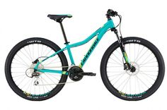 f78a547e6 2016 Cannondale Tango 6 Womens Mountain Bike Turquoise