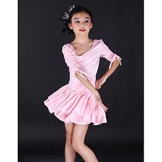 Dancewear Spandex Dress For Kids More Colors / lightinthebox.com