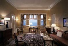 Deluxe Ocean view suite, Copacabana Palace, Rio de Janeiro