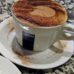 Boston's Caffe Vittoria serves up some of the finest hot chocolate in the country.