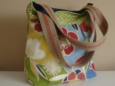 ShaggyBaggy, Pleated Tote, $55