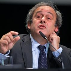 Welcome to Sport Theatre: Platini vows to fight 'injustice'