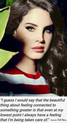 New outtake! Lana Del Rey for Billboard #LDR #quotes