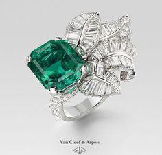 Van Cleef ring