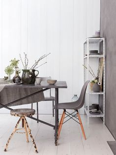 Picture and kitchen from Trine Thorsen / styling Tara Ballantyne