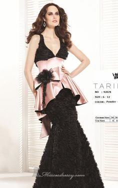 Tarik Ediz 92078 Dress - MissesDressy Available at www.missesdressy.com