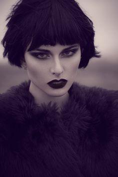Photographer/Retoucher: Stefano Atzori Makeup/Retoucher Assistant: Paola Pilloni Model: Vanessa Barrui