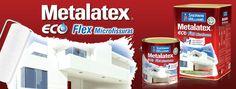 Metalatex Eco Flex Microfissuras