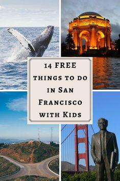 San Francisco is a beautiful city that must be visited at least once with your kids when you are in California. But this golden city is expensive too. Cheer up. This list of 14 free cool things to do in San Francisco with kids will help you enjoy this city on a budget. Check it out!