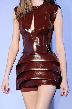 Thierry Mugler at Paris Fashion Week Spring 2013 - StyleBistro