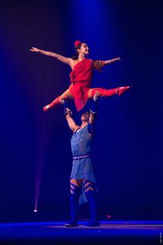 Les étoiles du Cirque de Pekin