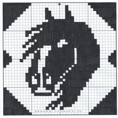 paarden / Haken / Patronen | Yranya.jouwweb.nl