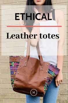 Ethical bags from the Mindful Market Company - Marmag Creation Leather Bags Handmade, Handmade Bags, Sustainable Clothing, Sustainable Fashion, Leather Crossbody Bag, Crossbody Bags, Ethical Fashion Brands, Fashion Bloggers, Leather Totes