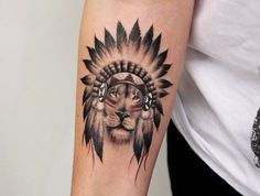Zodiaque lion tatouage de lion pectoraux lion god tattoo tribal