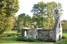 chapelle bretonne sans toit