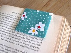 Sew Many Ways...: Tool Time Tuesday...Magnetic Business Card To Bookmark