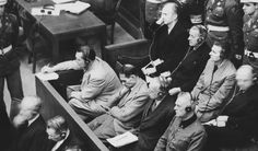 Nuremberg Trial - 1946    http://thelede.blogs.nytimes.com/2007/01/17/the-nuremburg-hangings-not-so-smooth-either/