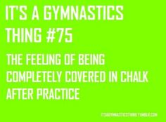 Life of a Gymnast❤️️❤️️❤️️But I love it