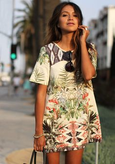 Ways To Wear Floral Prints For Spring