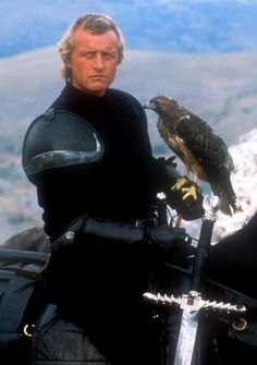 Ladyhawke (1985) - Etienne Navarre - played by Rutger Hauer