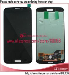 Find More Mobile Phone LCDs Information about for Samsung for Galaxy S5 i9600 G9008V G9006V G9009D LCD Display Digitizer Touch Screen Assembly Black free shipping,High Quality Mobile Phone LCDs from Guangzhou SQ Trade Co., Ltd.  on Aliexpress.com